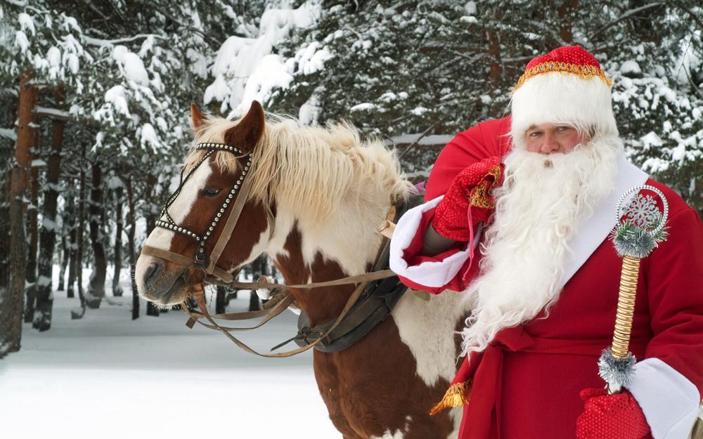 День Рождения Деда Мороза (18 ноября)