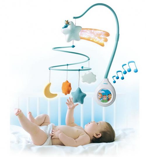 Детский мобиль на кроватку. Как сделать своими руками детскую карусель на кроватку?