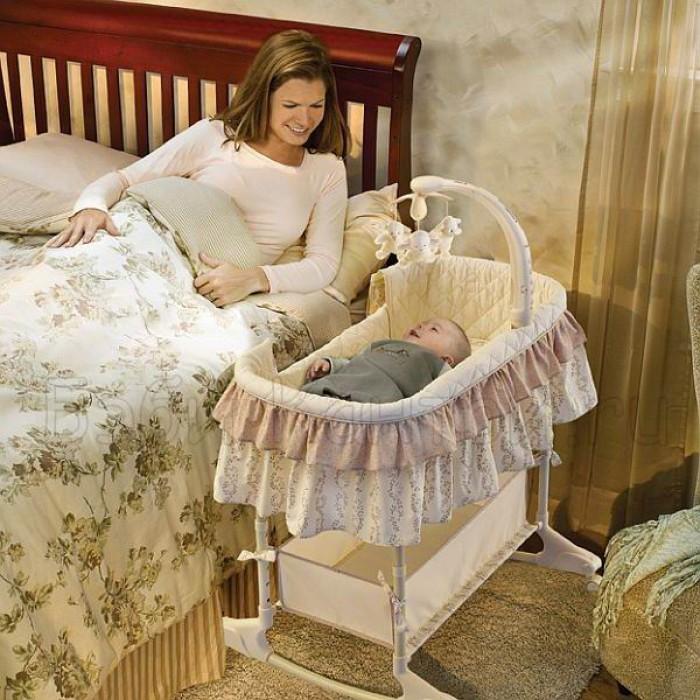 Люлька для новорожденных: преимущества, фото и советы