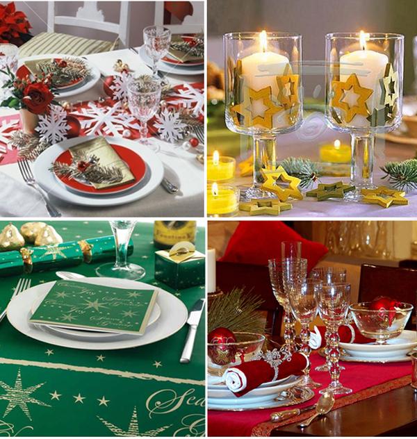 Как украсить новогодний стол? Идеи по оформлению, сервировка и фото