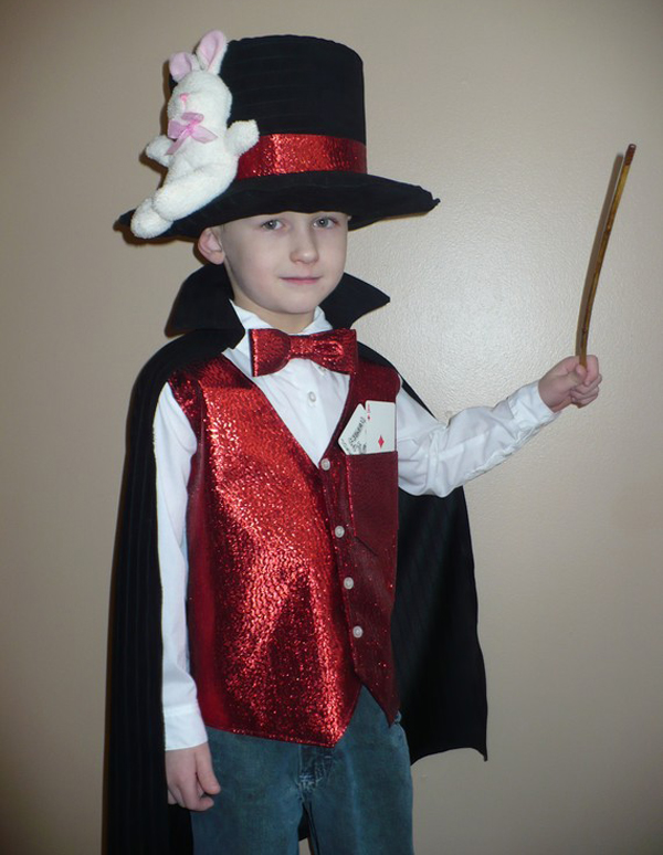 Как сделать шляпу фокусника своими руками фото 653