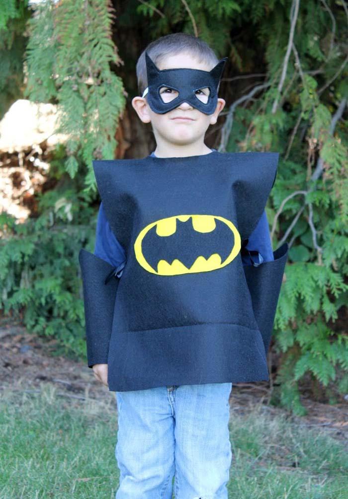 Новогодний костюм бэтмена для мальчика своими руками фото 400