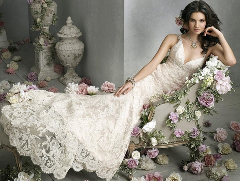 Пошив свадебного платья. Преимущества индивидуального пошива свадебного платья