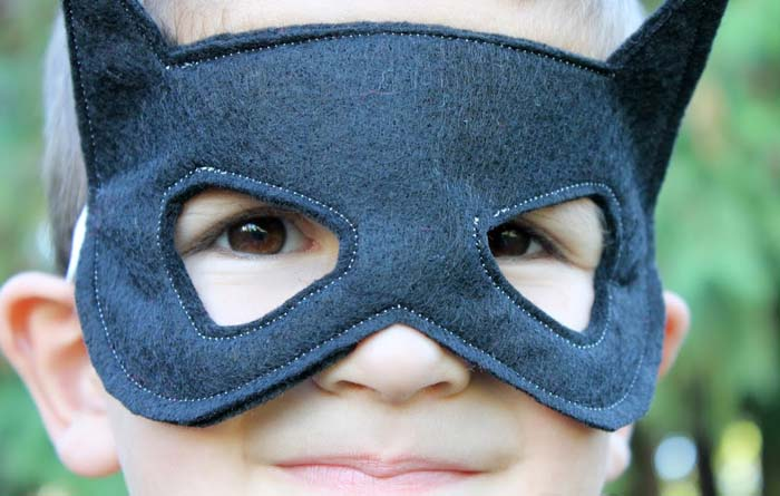 Новогодний костюм бэтмена для мальчика своими руками фото 257