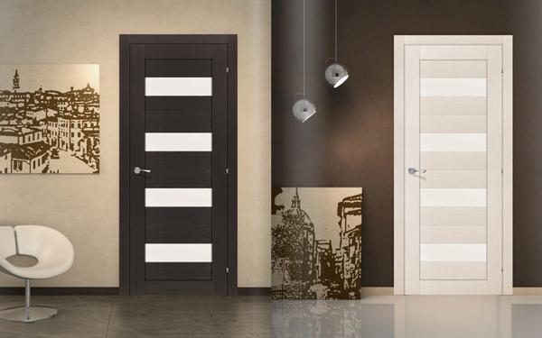 Межкомнатные двери из экошпона. Особенности выбора межкомнатных дверей из экошпона