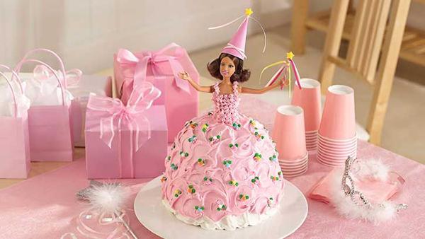 Торт кукла. Торт кукла Барби: фото, видео и мастер классы