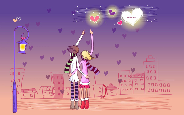 Видео поздравления с Днем Святого Валентина: любимому, любимой, прикольные и романтические