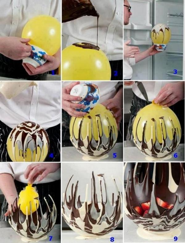Поделки из воздушных шаров: фото, идеи и мастер классы