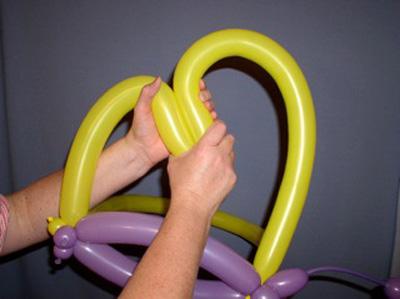 Фигуры из воздушных шаров. Как сделать поделки из воздушных шаров своими руками?