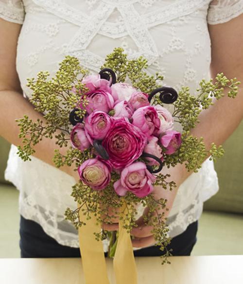 Букет невесты. Букет невесты своими руками