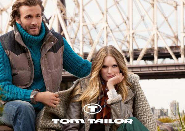 Одежда Tom Тailor для женщин и мужчин со скидкой от 80%