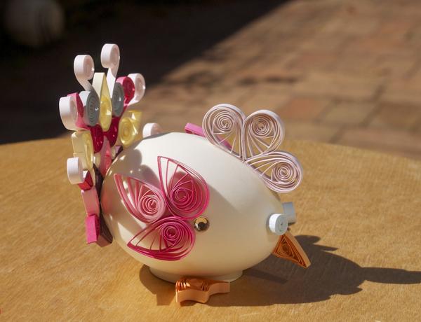 Пасхальный квиллинг: пасхальные открытки и яйца в технике квиллинг