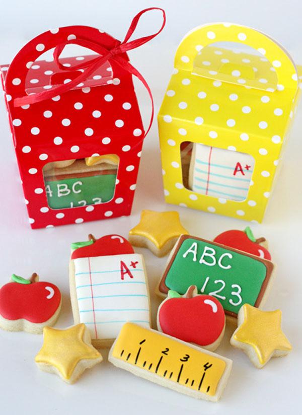 Подарок учителю: печенье своими руками