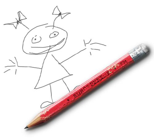Значение рисунков: рисунки, которые мы неосознанно рисуем