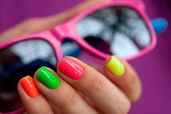Летний маникюр: модные тенденции летнего и пляжного маникюра, как сделать летний маникюр своими руками