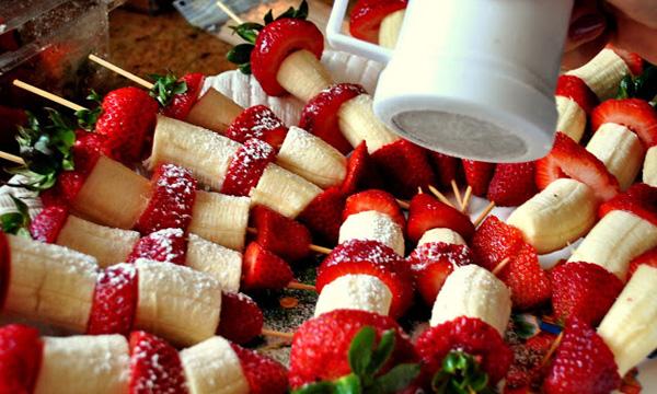 Десерты из клубники: рецепты десертов с клубникой, видео и фото мастер классы