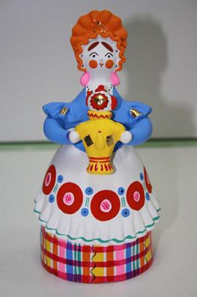 Дымковская игрушка: дымковская игрушка своими руками, мастер класс, видео и фото