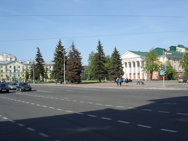 Славянский базар – 2015: Где припарковаться в Витебске?