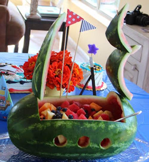 Меню для пиратской вечеринки для детей. Что приготовить для пиратской вечеринки?