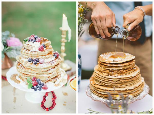 Оригинальные свадебные торты: идеи необычных свадебных тортов