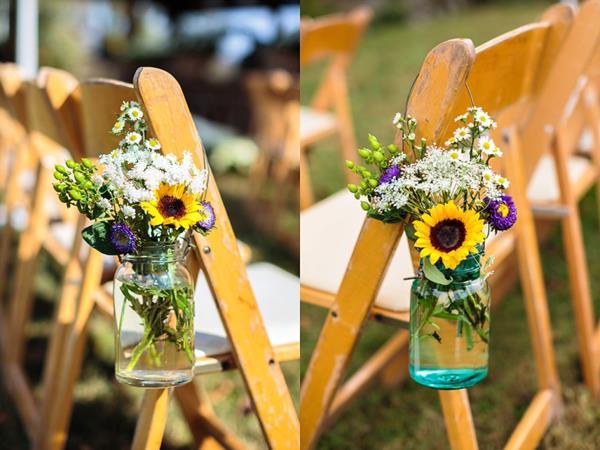 Подсолнуховая свадьба. Подсолнухи, как украшение свадьбы