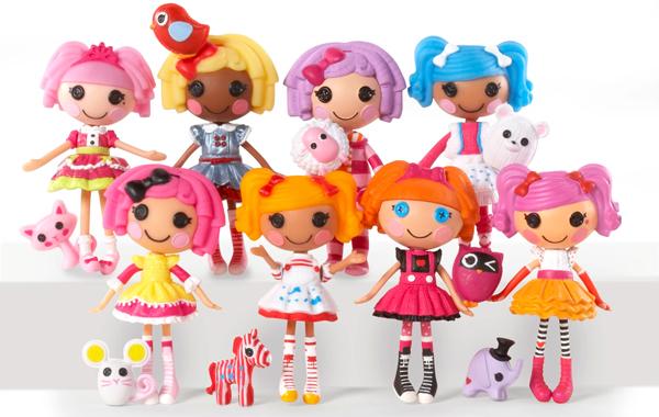 Куклы Лалалупси: куклы для девочек
