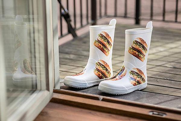 Первая коллекция одежды и товаров для дома от McDonald's