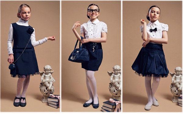 Школьная одежда: модная одежда для школы