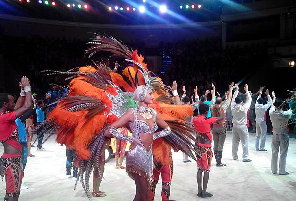 Цирк Африка в Минске: программа, отзывы, фото и видео