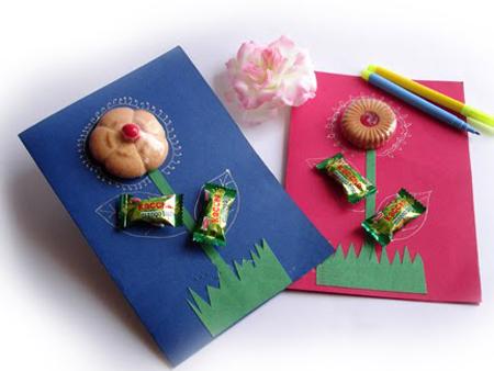 Открытки ко Дню учителя: открытки ко Дню учителя своими руками