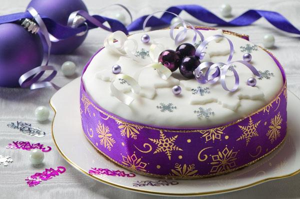 Новогодний торт. Торт на новый год своими руками?