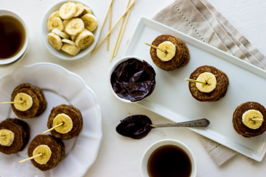 Десерт из бананов. Что сделать из бананов на десерт?