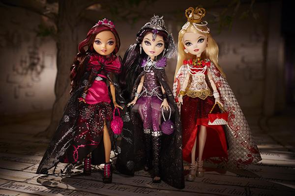 Куклы Эвер Афтер Хай: фото, обзор, видео
