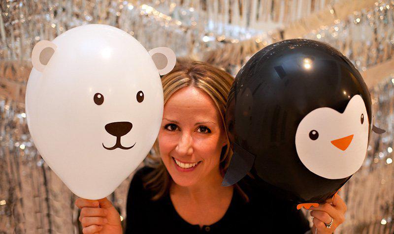 Детский День Рождения: украшение шарами, мастер классы, идеи и фото