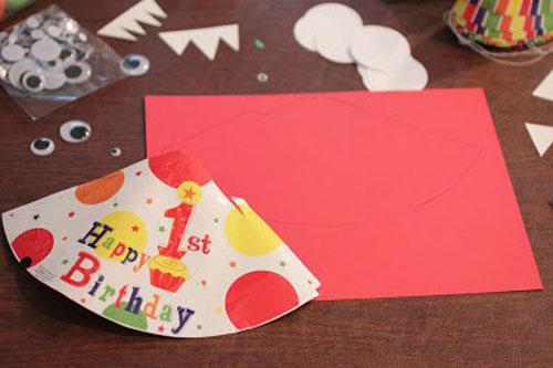 Как сделать колпак? Как сделать колпак на День Рождения?