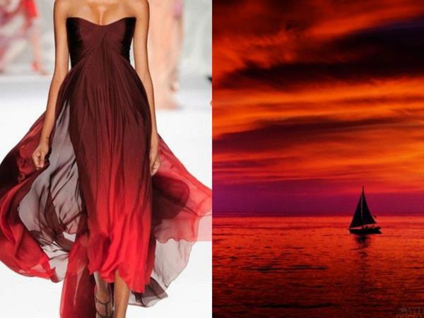 Красивые платья: платья, созданные по подсказкам самой природы