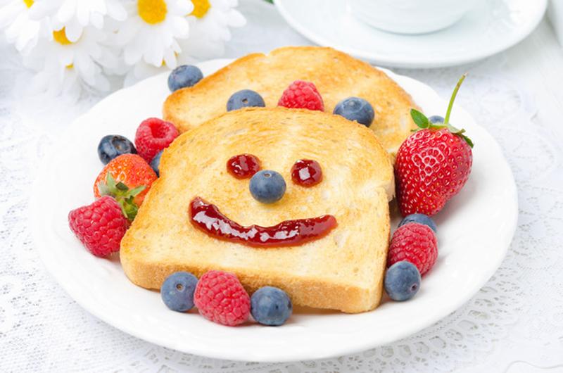 Полезный завтрак. Тосты на завтрак