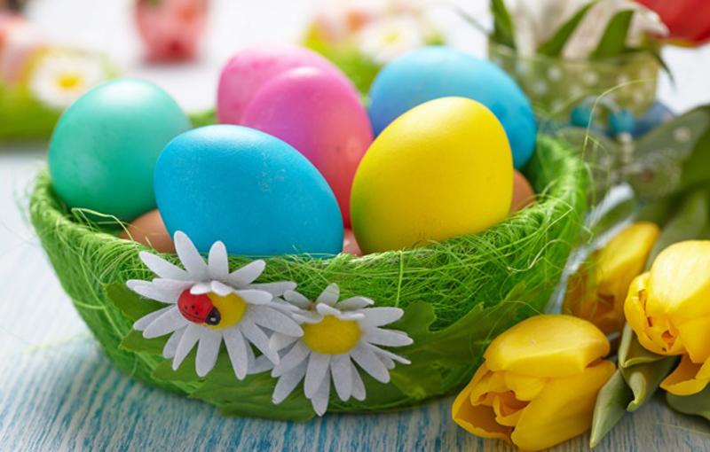 Пасхальные яйца. Как украсить пасхальные яйца?