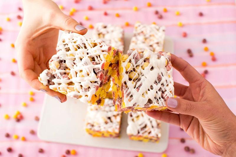 Десерт без выпечки: рецепт десерта без выпечки из сухого завтрака