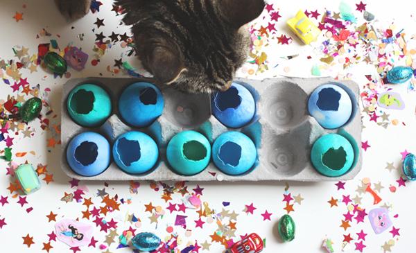 Пасхальные яйца. Пасхальные яйца с сюрпризом внутри