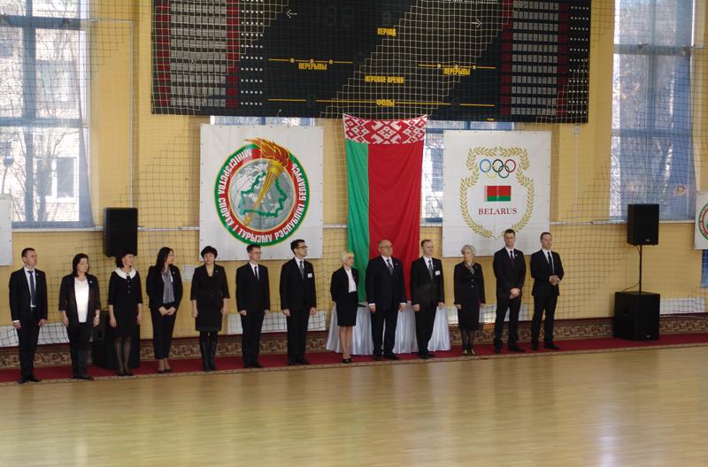 Чемпионат по бальным танцам 2016 РБ в Минске