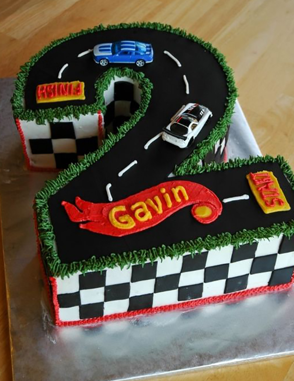 торт для двухлетнего мальчика