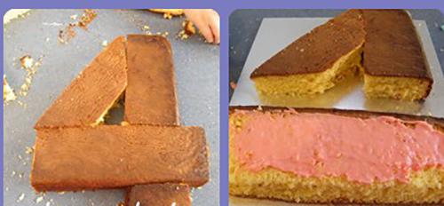 Торт 4: торт на 4 года для девочки и мальчика своими руками