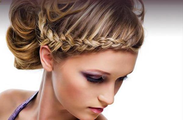Прически с косами: прически из кос на средние и длинные волосы