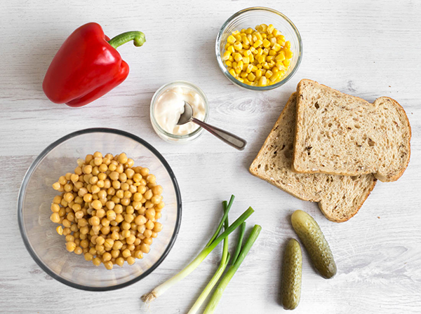 Вкусный завтрак: вкусные бутерброды рецепт с фото