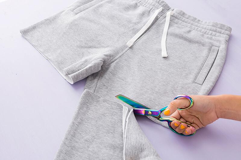 Летний спортивный костюм своими руками, как у Кендалл Дженнер (Kendall Jenner)