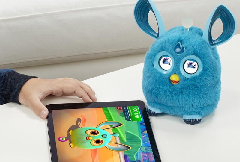 Ферби Коннект (Ferby Connect) – новинка детских игрушек