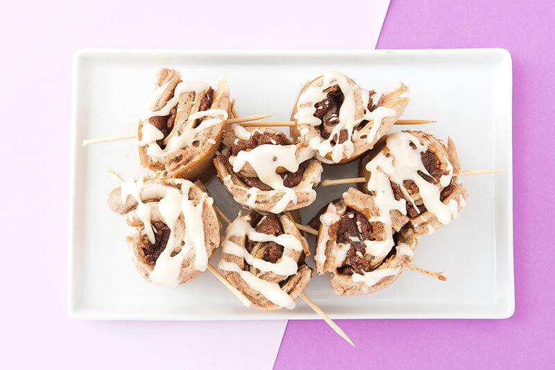 Булочки с корицей рецепт: вкусные булочки с корицей из блинов