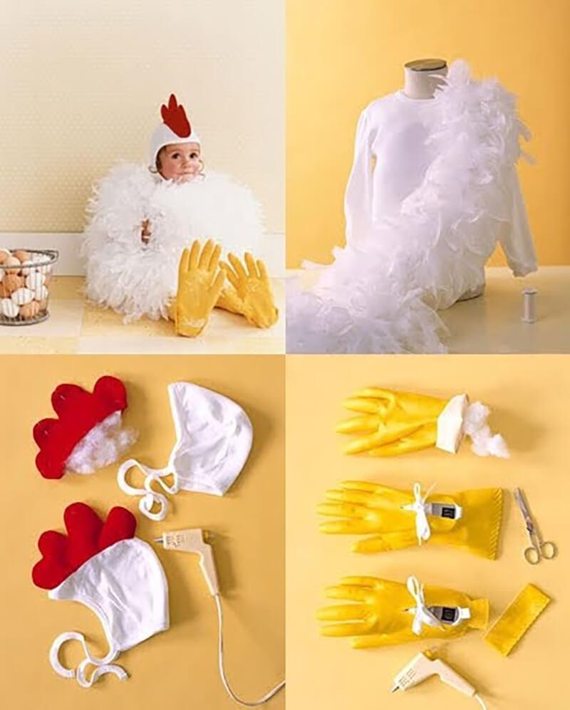 Как сделать костюм петушка фото 852