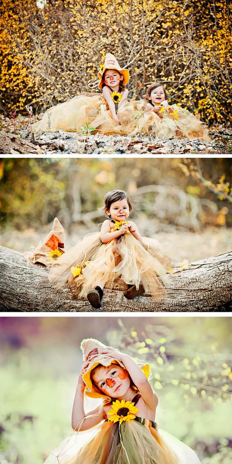 Фотосессия Хэллоуин: идеи для фотосессии детей, в студии, на природе и дома